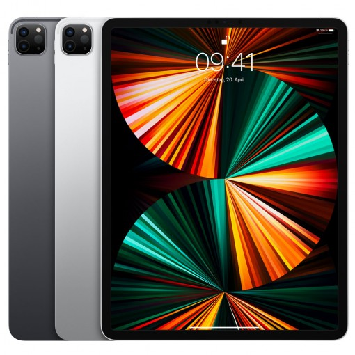 Apple iPad Pro 12.9 Wi-Fi 512GB spacegrau (5.Gen.)