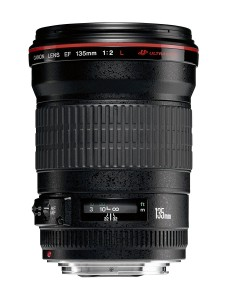 Canon EF 135mm f/2L USM Objektiv
