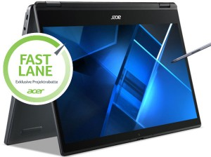 """ACER TM Spin P414RN-51-739X W10P Ci7-1165G7/16GB/512GB/14""""MultiTouch"""