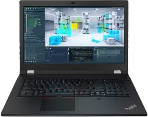 LENOVO ThinkPad P17 G1 Intel Core i7-10750H 43,9cm 17,3Zoll IPS FHD AG 8GB DDR4 512GB SSD NVIDIA Quadro T1000 4GB W10P Topseller