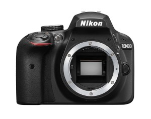 Nikon D3400 Spiegelreflexkamera