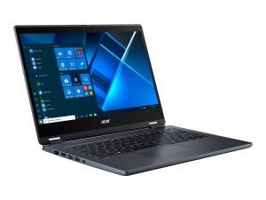 ACER TravelMate P4 TMP414-51-723M 35,56cm 14zoll FHD IPS Intel-Core i7-1165G7 16GB RAM 512GB PCIe SSD Iris XE W10P LTE slate blue
