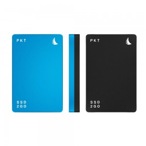 Angelbird SSD2go PKT 2TB Blue USB3.1